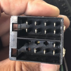 Radio connector 3