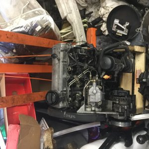 ALH engine for sale