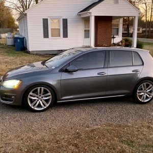 My Golf TDI SEL