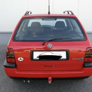 1997 VW Golf Variant Syncro Rabbit TDI, 122k kms