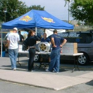 Vendors: Sunoco & Wheel Wax