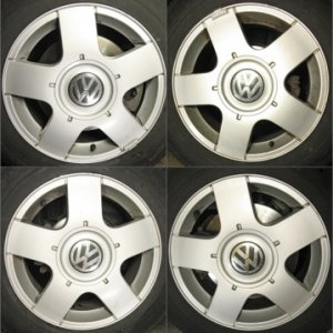 "Avus 15"" VW OEM  wheels"