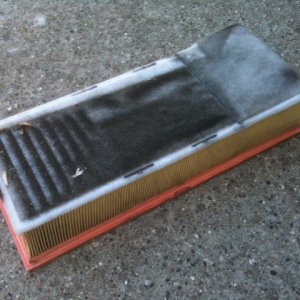 air filter CR CJAA JSW Sportwagen 40k miles