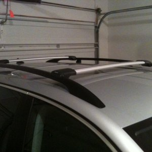 Whispbar s53 rack on JSW Jetta Sportwagen