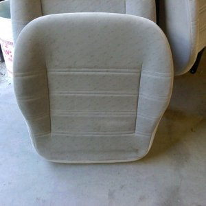 A3 MKIII Seat Cushion / Lower