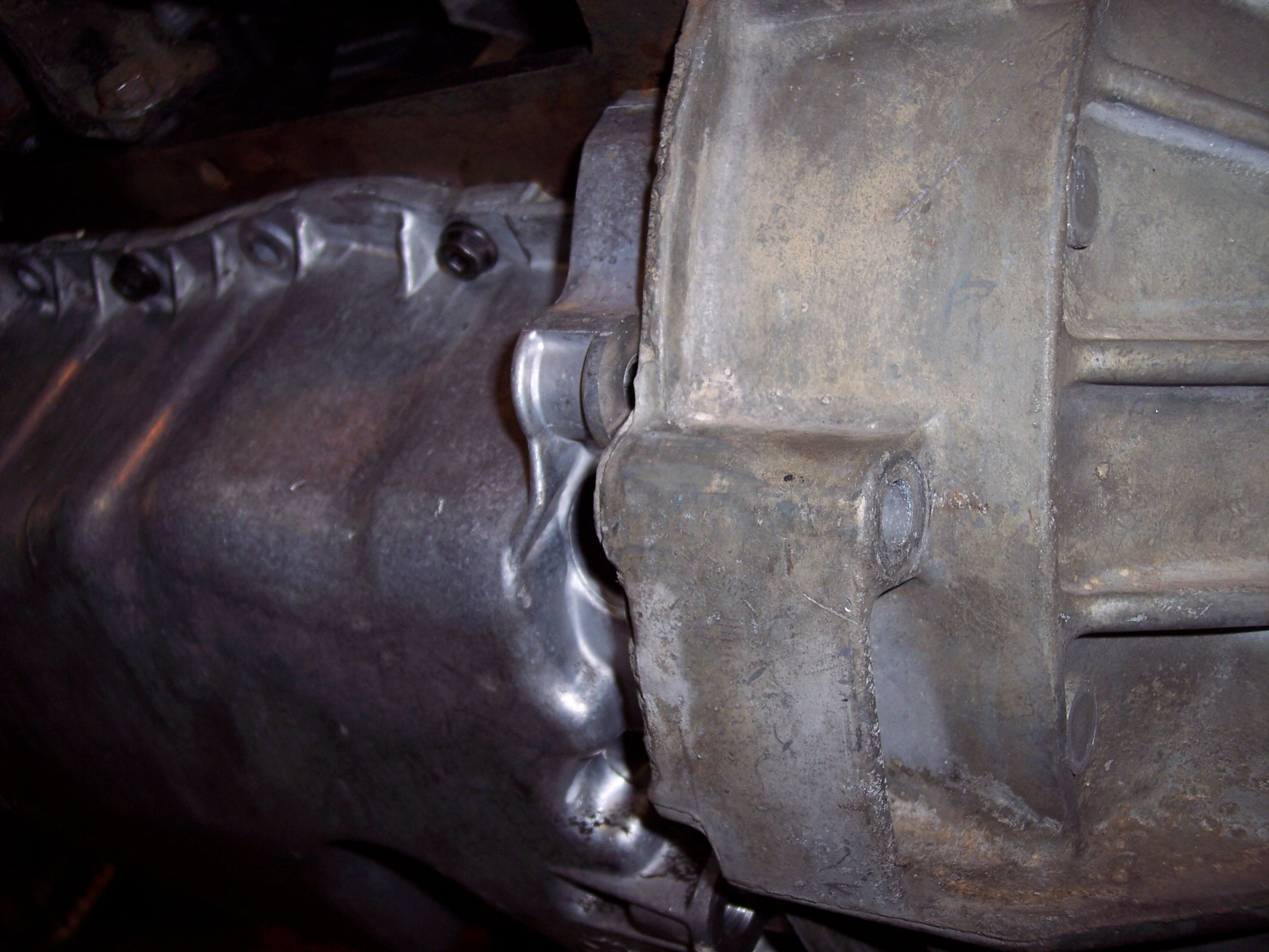ALH Oil pan